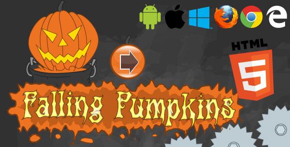 Falling Pumpkins (inclusive Capx)