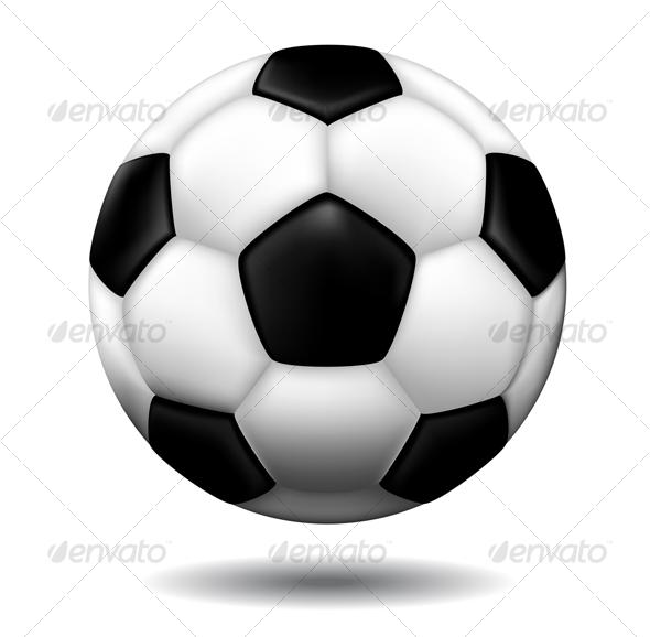 Graphic River football Vectors -  Conceptual  Sports/Activity 53649