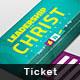 Leadership with Christ Registration Ticket