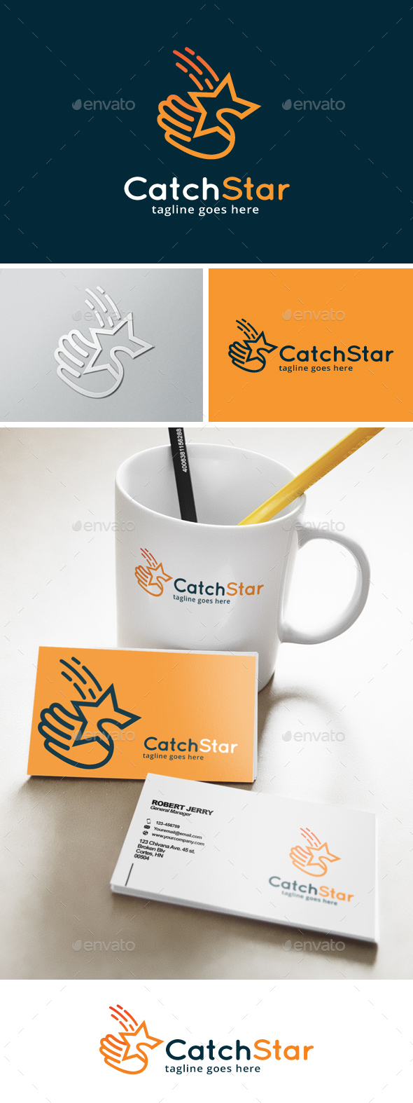 Catch a Star Logo