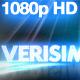 Verisimilitude Text Logo HD - VideoHive Item for Sale