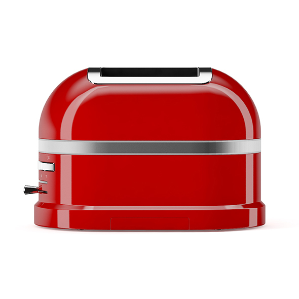 Red Toaster - 3DOcean Item for Sale