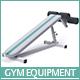 Bodybuilding Equipment - Abs Adjustable Bench