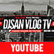 Vlog YouTube Cover