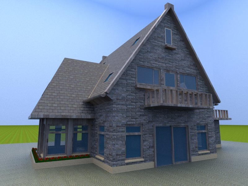 Old house designs house design ideas - Old home design ideas ...