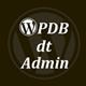 Wordpress Database data Administrator