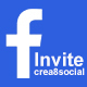 crea8social Facebook Invite - CodeCanyon Item for Sale