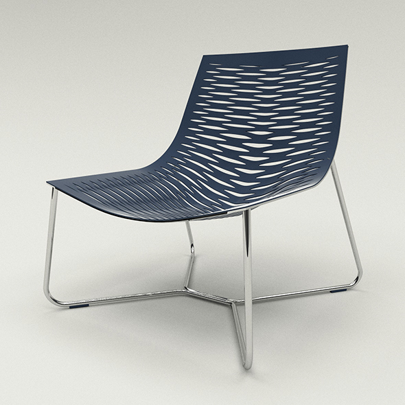 York chair - 3DOcean Item for Sale