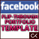 CK XML Facebook Flip-Through Portfolio Template - ActiveDen Item for Sale