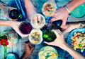 Food Beverage Party Meal Drink Concept