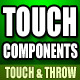 Touch Components - ActiveDen Item for Sale