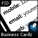 Simple Business Cards (5 Pack) - GraphicRiver Item for Sale