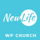 New Life – Church & Religion WordPress Theme (Churches) Download