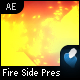 Fire Side - AE CS3 Project File - VideoHive Item for Sale