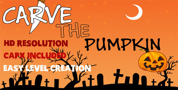 Carve The Pumpkin - HTML5(CAPX) + Mobile