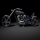 Lightning Custom Chopper