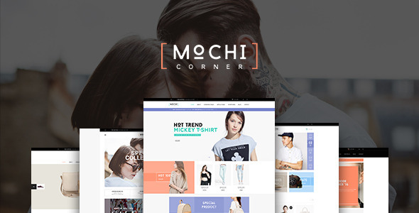 Image of Leo Mochi Prestashop Theme