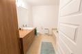 Luxury bathroom in a spacious house