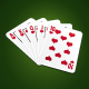 Royal flush poker cards - GraphicRiver Item for Sale