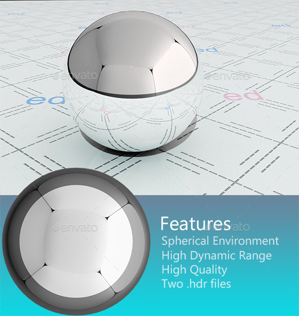 Studio HDRi 005 - 3DOcean Item for Sale