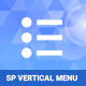 SP Vertical Menu - Responsive Module - CodeCanyon Item for Sale