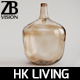 HK Living Bottle