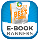 HTML5 E-Book Banners - GWD - 7 Sizes