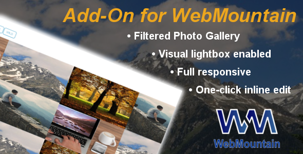Visual Lightbox Photo Gallery for WebMountain