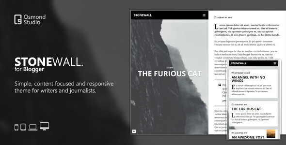 StoneWall: A Theme for Writers and Journalists