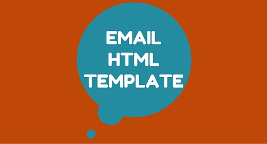 Email HTML Template