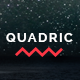 Quadric - A Modern Theme for Creatives