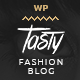 Tasty - Responsive Blog WordPress Theme