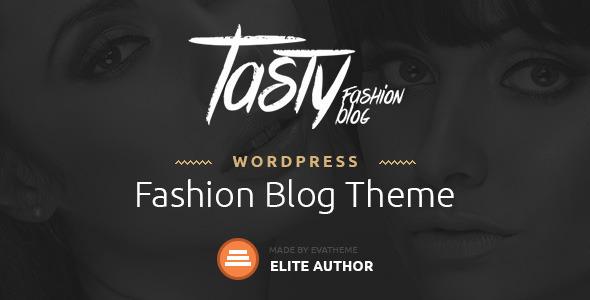 Download Tasty - Responsive Blog WordPress Theme nulled download