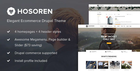 590x300.  large preview - Hosoren - Elegant Ecommerce Drupal Theme