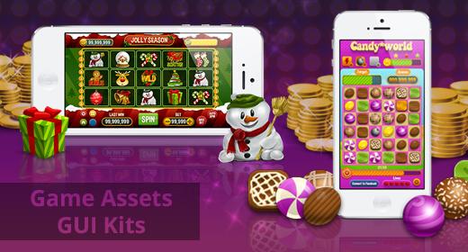 Game Assets Kit