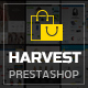 Harvest - Multipurpose Prestashop Theme
