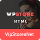 WpStore - eCommerce HTML Template for Online Shops - ThemeForest Item for Sale
