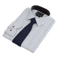 Classic shirt with ties
