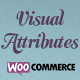 Visual Attributes - WooCommerce Variable Products