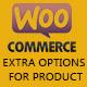 WooCommerce Extra Fields