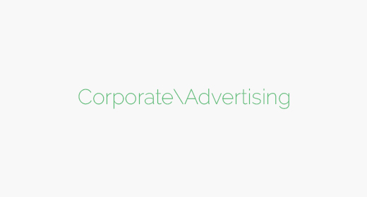 Corporate|Advertising