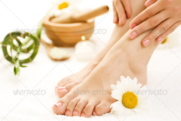 PhotoDune Feet Spa 1358456