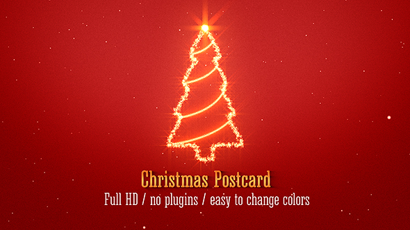Download Christmas Postcard nulled download