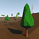 9 Low Poly Trees