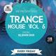 Trance House - PSD Flyer