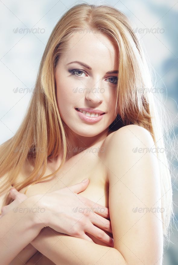 Shamed beauty - Stock Photo - Images