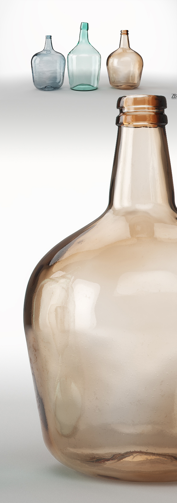 HK Living Carafe - 3DOcean Item for Sale