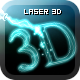 Laser 3D - ActiveDen Item for Sale