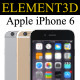 Download Element3D - iPhone 6 from 3DOcean