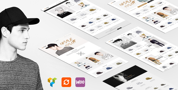 BooStore - A Minimal Ecommerce Theme For WordPress